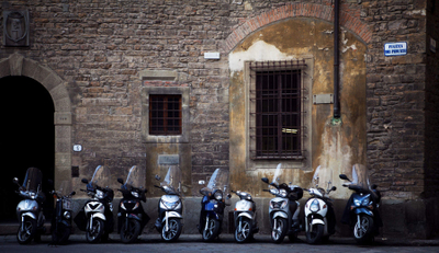 ScootersFlorence, Italy