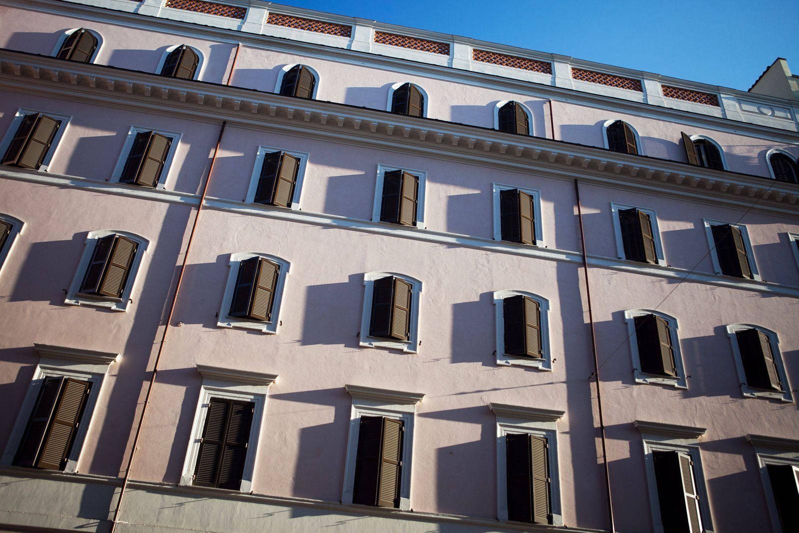 SymmetryVia NazionaleRome, Italy