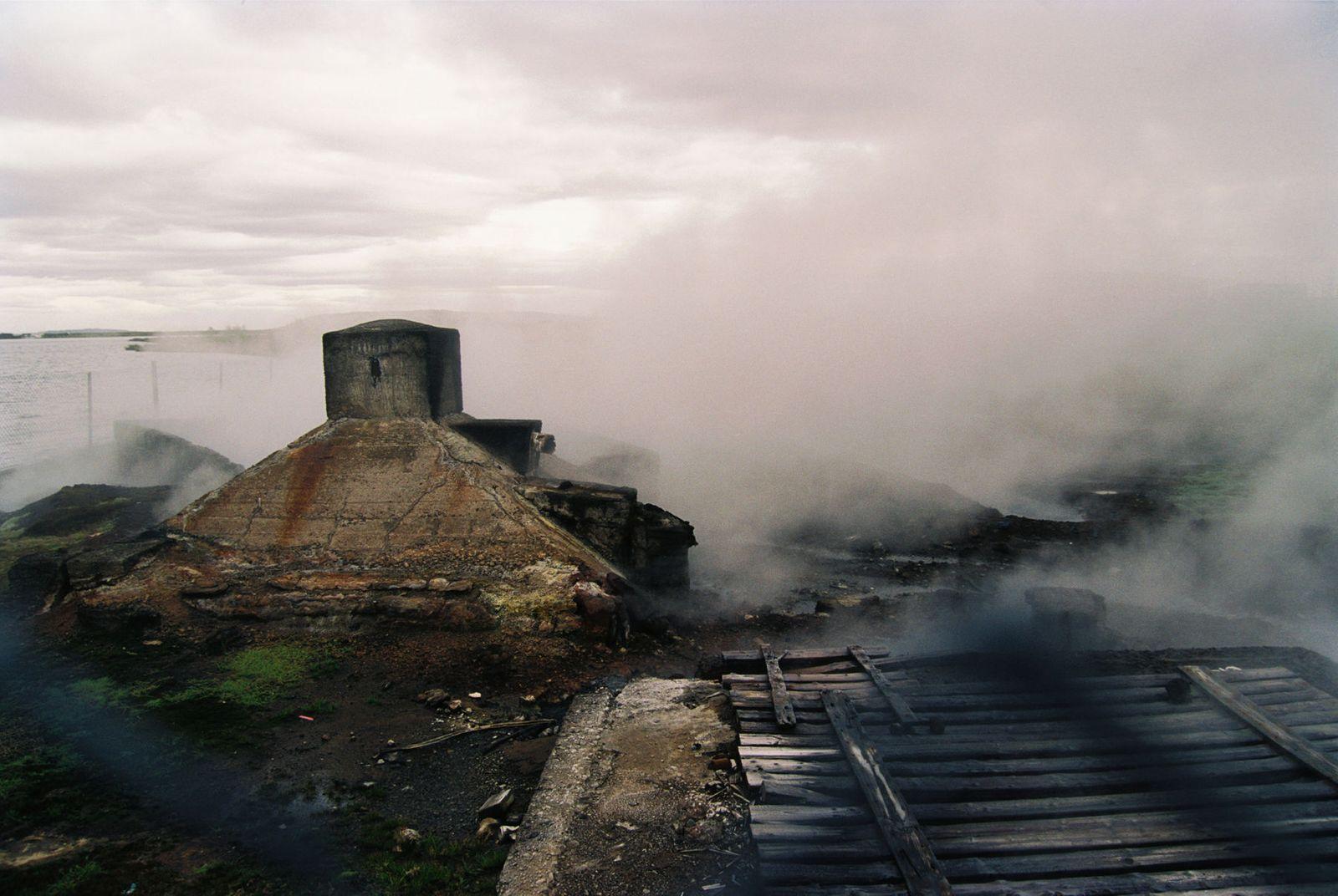SmokeVik, Iceland