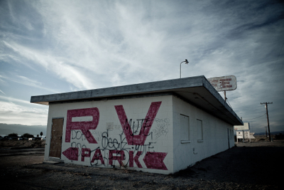 RV ParkBombay Beach / Salton SeaCalifornia, US