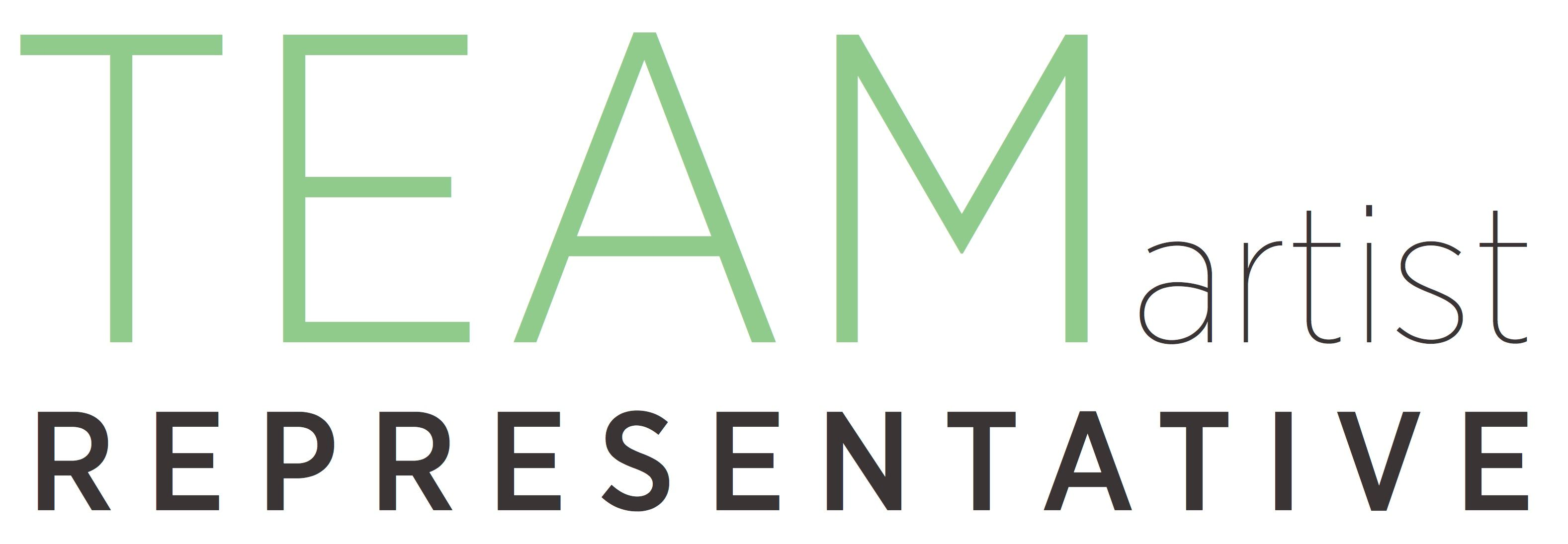 team artist representative