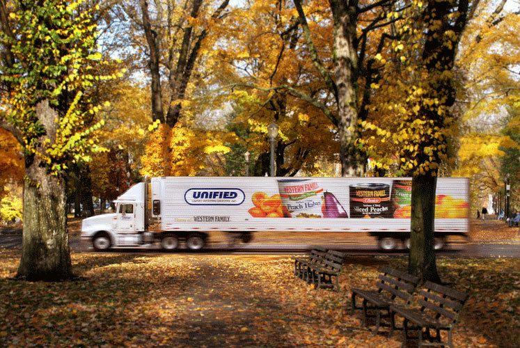 Annual Report - truck  in Portland, Oregon