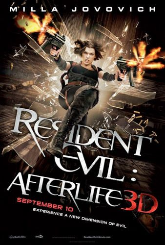 Resident Evil Afterlife 3D