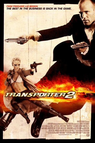 Movie - the Transporter
