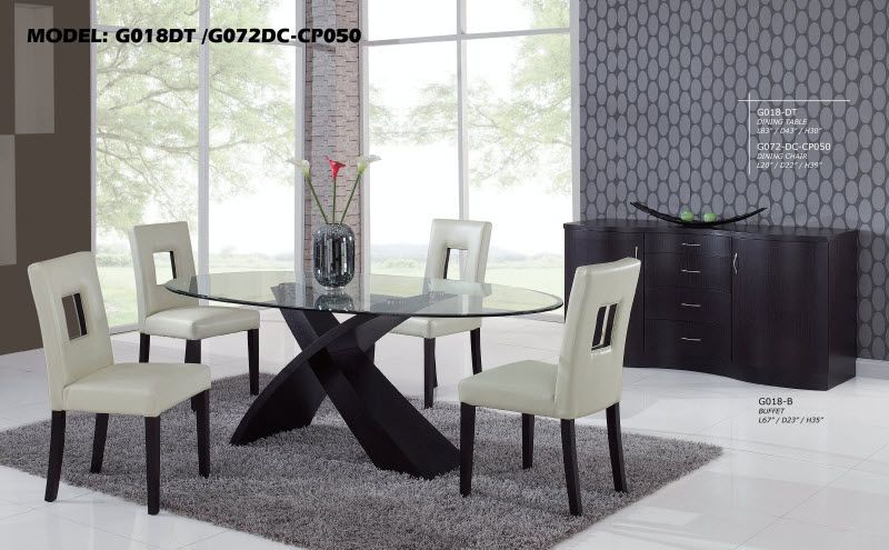 Poundex Dinette Set  Price Upon RequestCall (631) 742-1351 for Best Price Guarantee