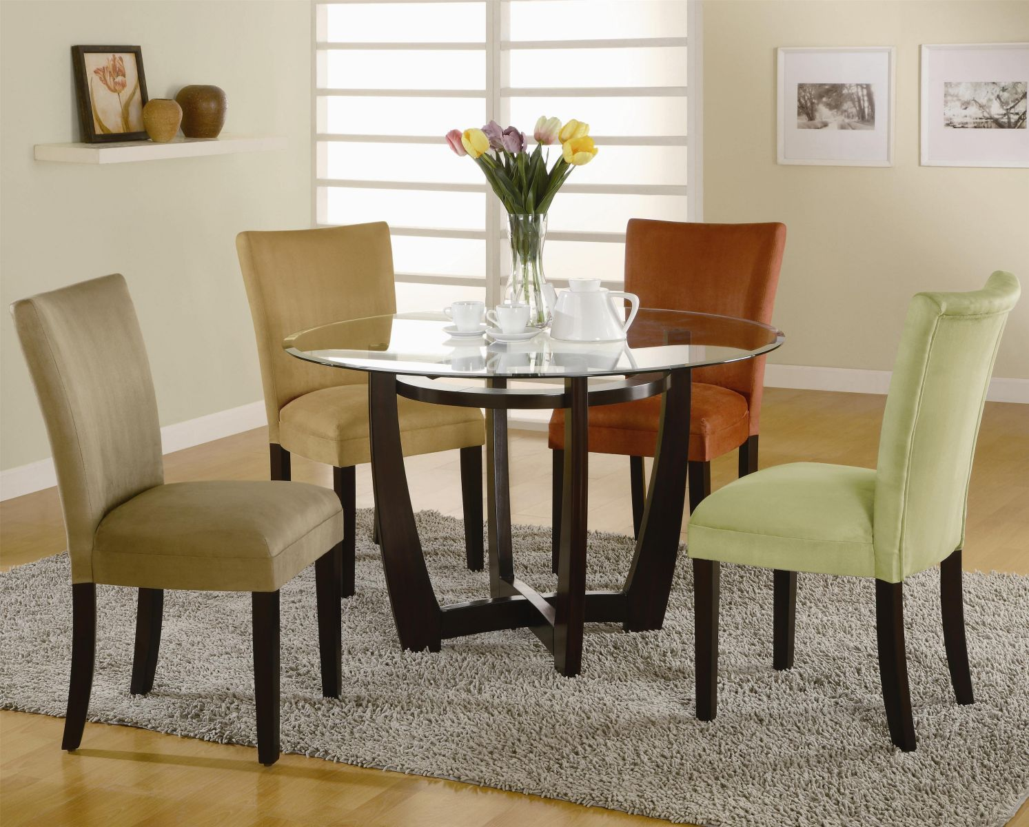Coaster Dining Room Set Upon Request Call (631) 742-1351 for Best Price Guarantee Dinette Sets New York , Dinette Sets Long Island , Dining Room Sets New York , Dining Room Sets Long Island, Dining Room Chairs Long Island The Bloomfield collection will giv