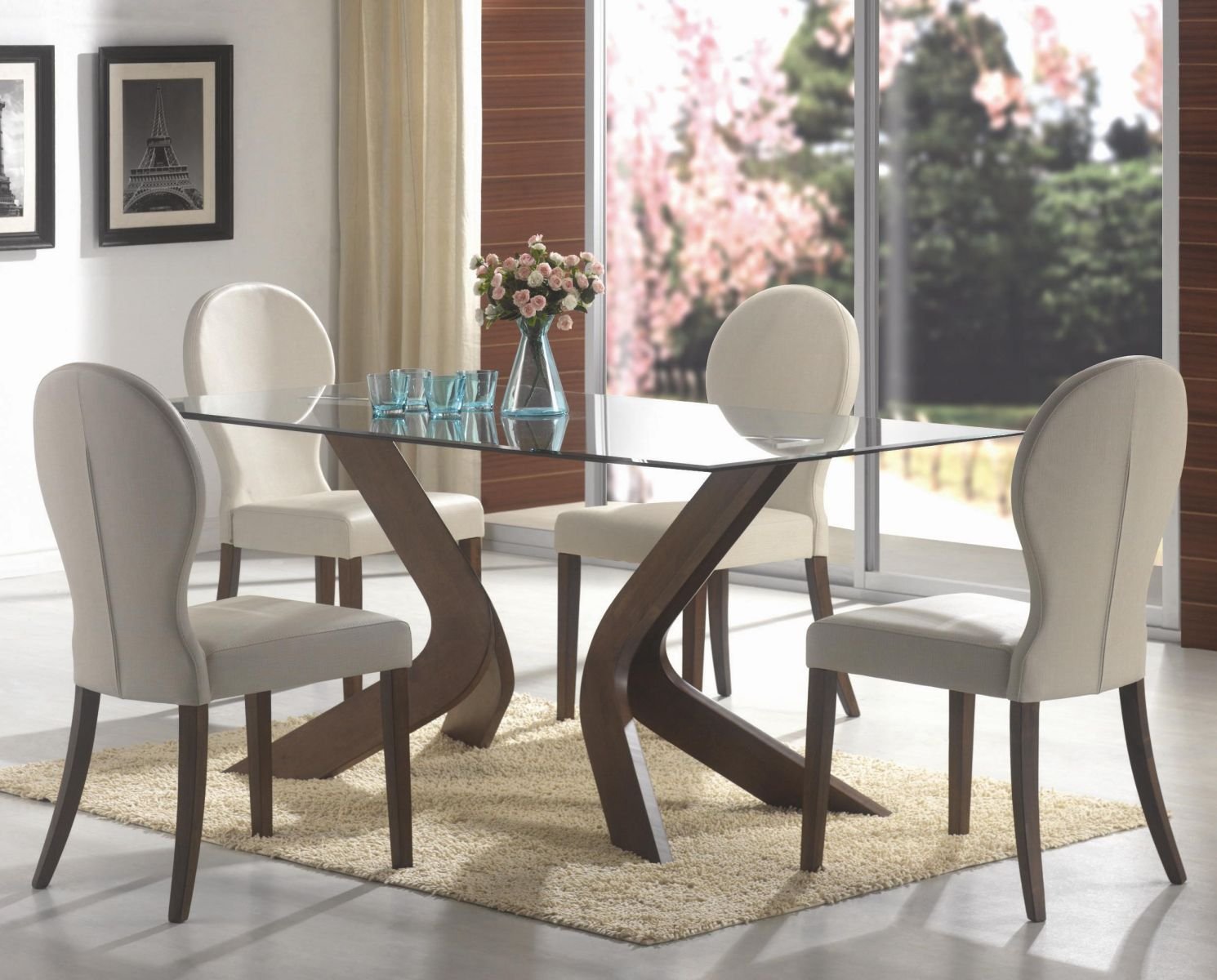 Coaster Dining Room Set Price Upon Request Call (631) 742-1351 for Best Price Guarantee ClDinette Sets New York , Dinette Sets Long Island , Dining Room Sets New York , Dining Room Sets Long Island, Dining Room Chairs Long Island ean, sculptured, and funct