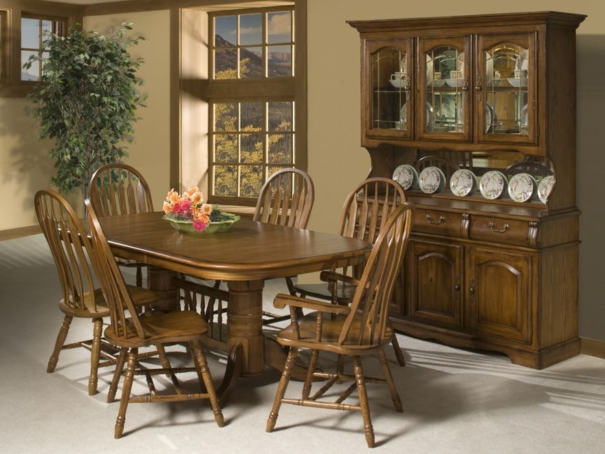 Intercon Dining Room Set  Price Upon RequestCall (631) 742-1351 for Best Price Guarantee Dinette Sets New York , Dinette Sets Long Island , Dining Room Sets New York , Dining Room Sets Long Island, Dining Room Chairs Long Island Classic Oak Dining Room Fur