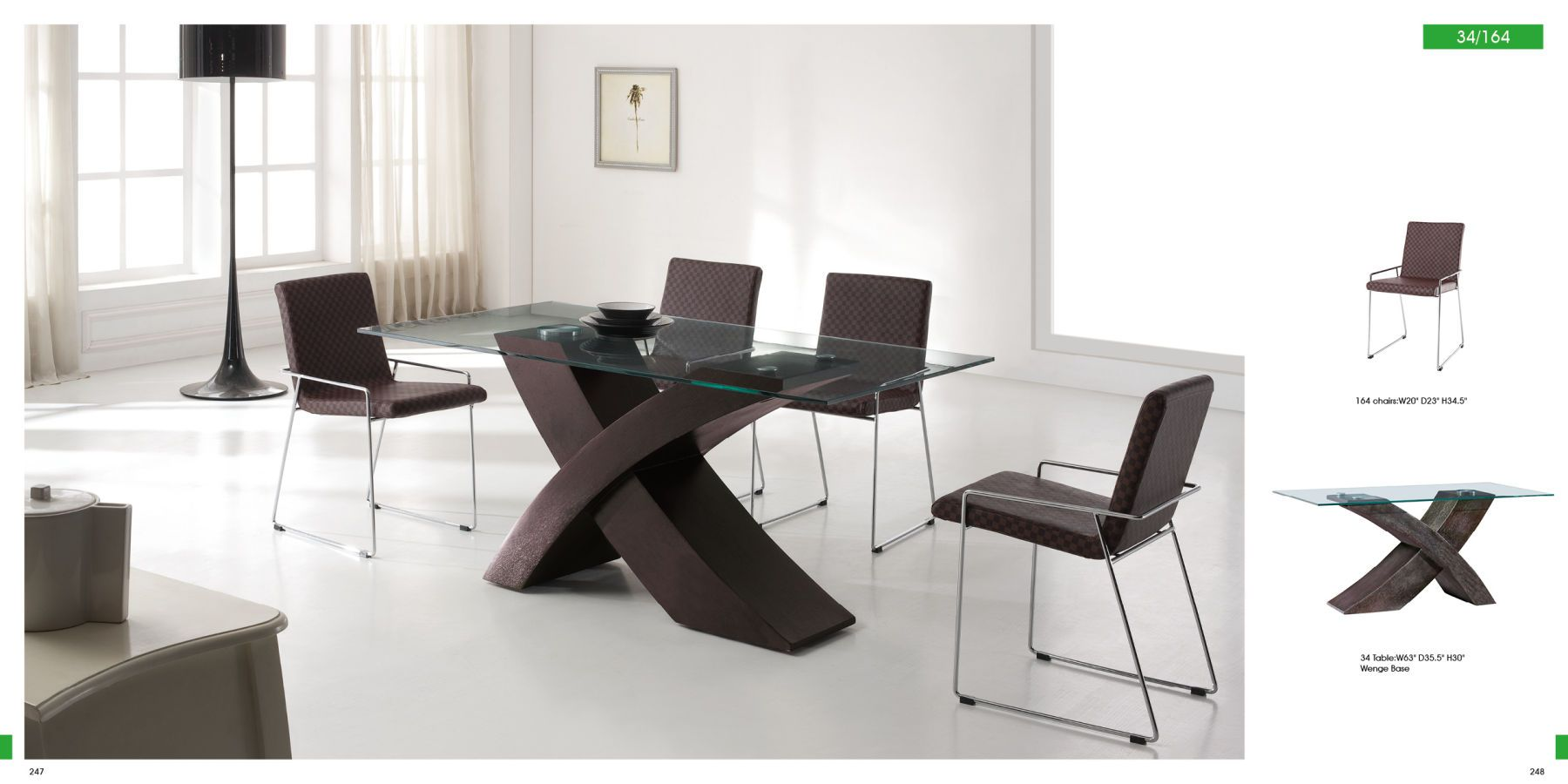 ESF Dinette Set  Price Upon Request Call (631) 742-1351 for Best Price Guarantee