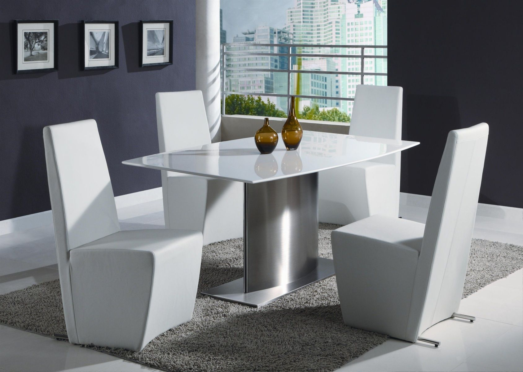 Chintaly Dinette Set  Price Upon RequestCall (631) 742-1351 for Best Price Guarantee Call (631) 742-1351 for Best Price Guarantee