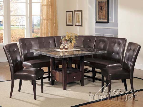 Acme Dining Room Set Price Upon RequestCall (631) 742-1351 for Best Price Guarantee