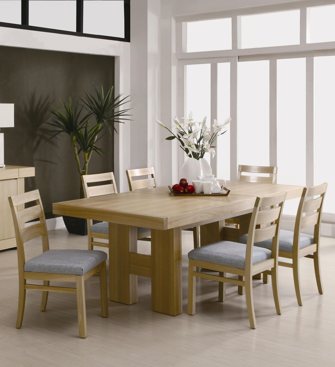 Coaster Dining Room Set Price Upon Request Call (631) 742-1351 for Best Price Guarantee  Dinette Sets New York , Dinette Sets Long Island , Dining Room Sets New York , Dining Room Sets Long Island, Dining Room Chairs Long Island The ash solids and hardwood