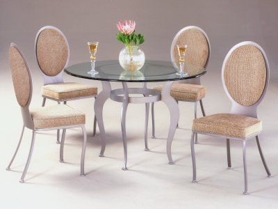 Johnston Casuals Dinette Set  Price Upon RequestCall (631) 742-1351 for Best Price Guarantee
