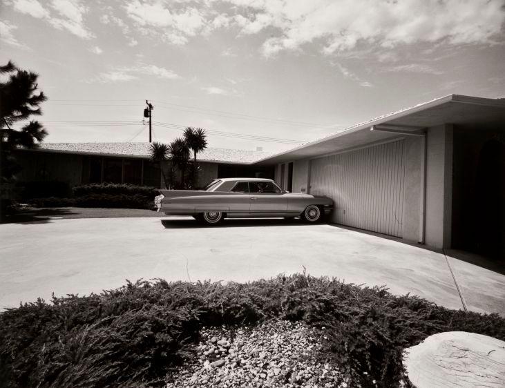 1962 Cadillac, Berverly Hills, CA, 1974