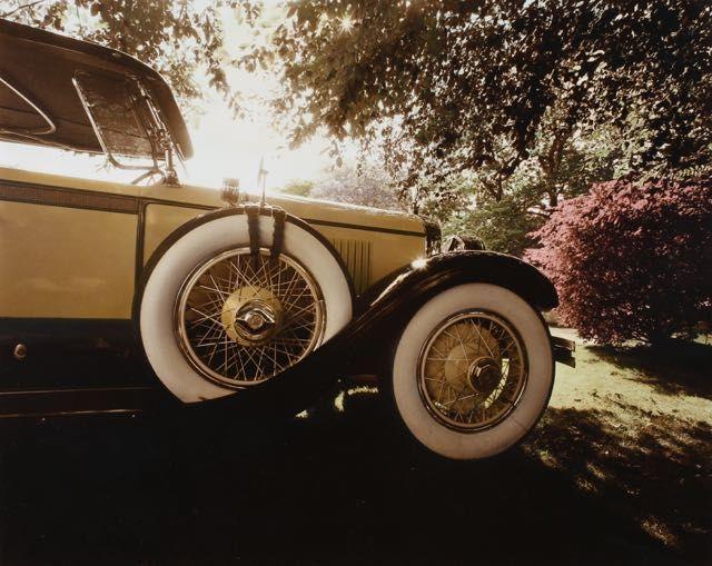 1927 Cadillac, Newport, RI, 1982.jpg