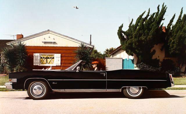 1974 Cadillac Eldorado, Venice, CA, 1984