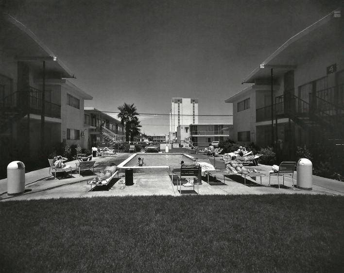 Los Vagas, Nevada, 1974