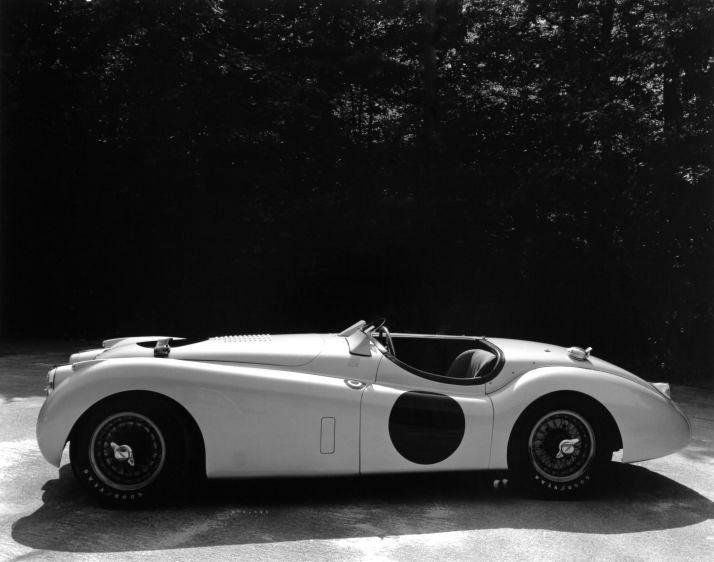 La Mans XK-120 open 2 seater (1948-1954)