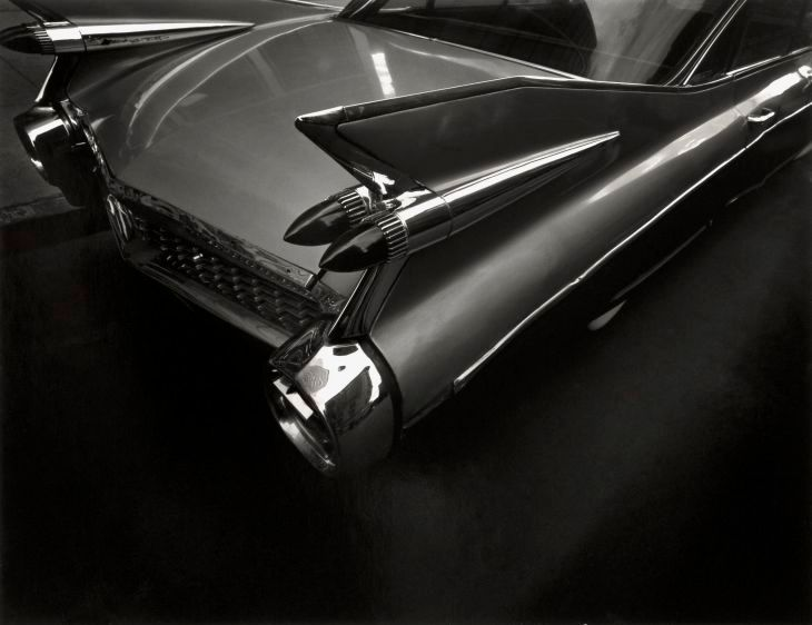1959 Cadillac, New York City, 1973