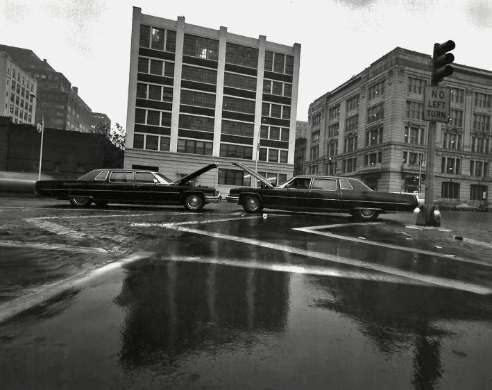 1973 Cadillacs, New York City, 1973