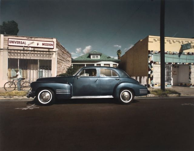 1941 Cadillac, Watts, CA, 1974.jpg