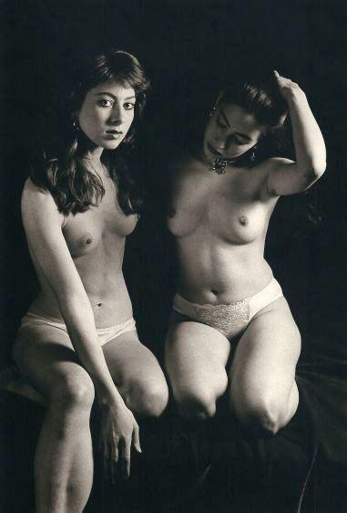 Elizabeth & Anabelle, 1982