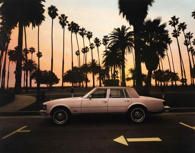 1976 Cadillac Seville, Santa Monica, CA, 1984
