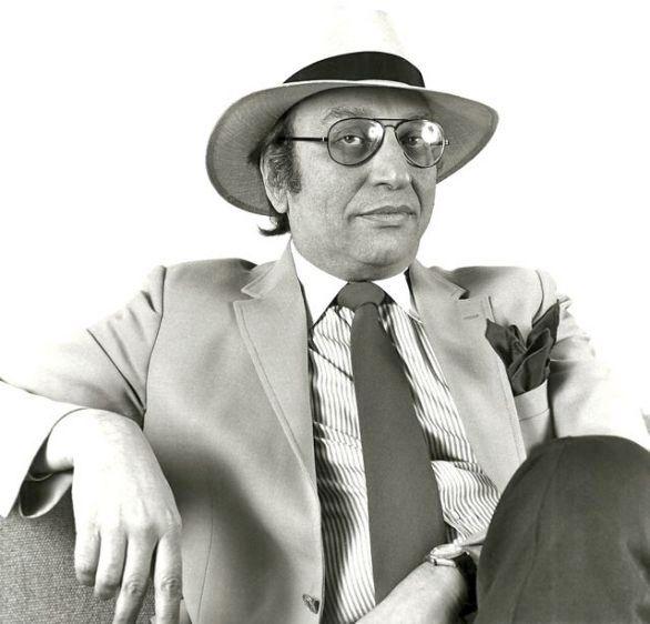 MiltonGlaser, artist, NewYork, 1984