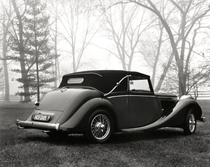 Drophead coupe (1935-1948)