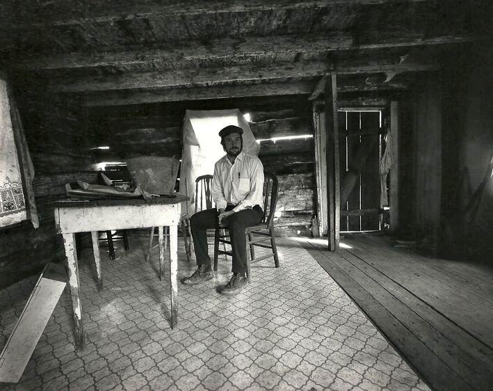 John, Appalachia, Virginia, 1972