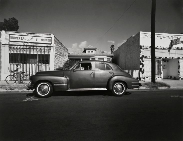 1941 Cadillac, Watts, CA, 1974