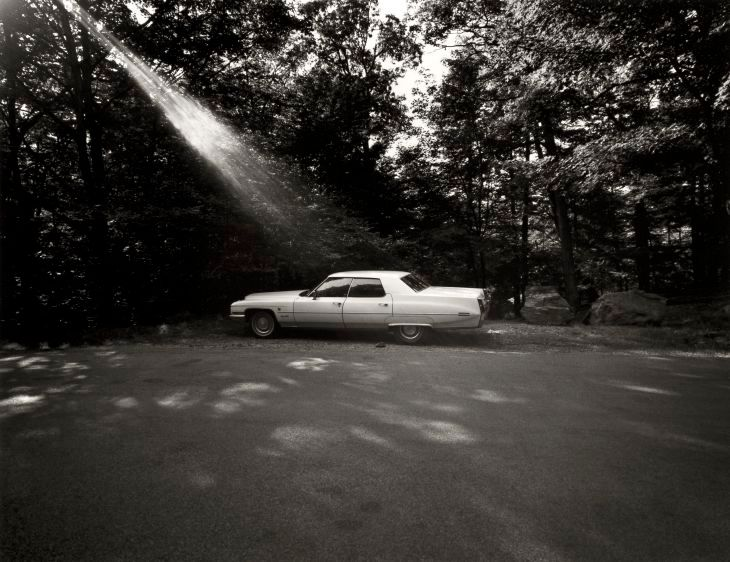 1972 Cadillac, Stowe, VT, 1977