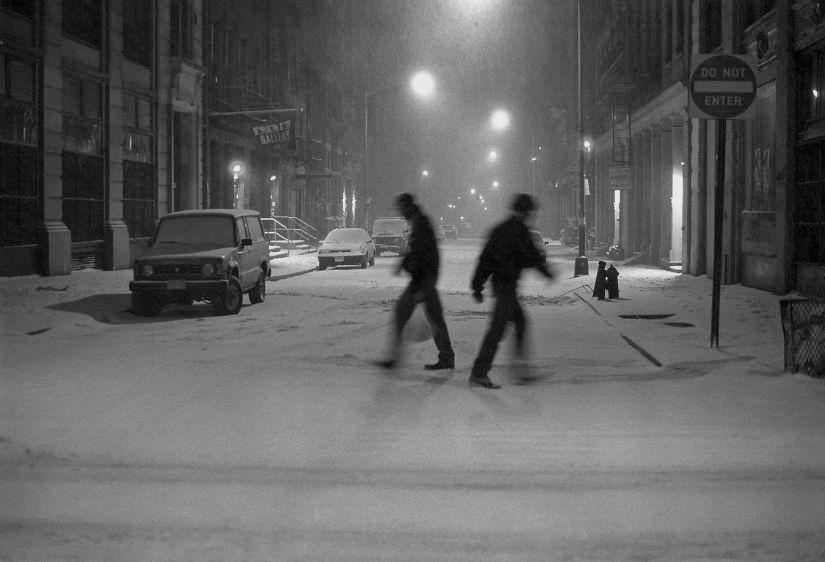 Soho, New York, 1993