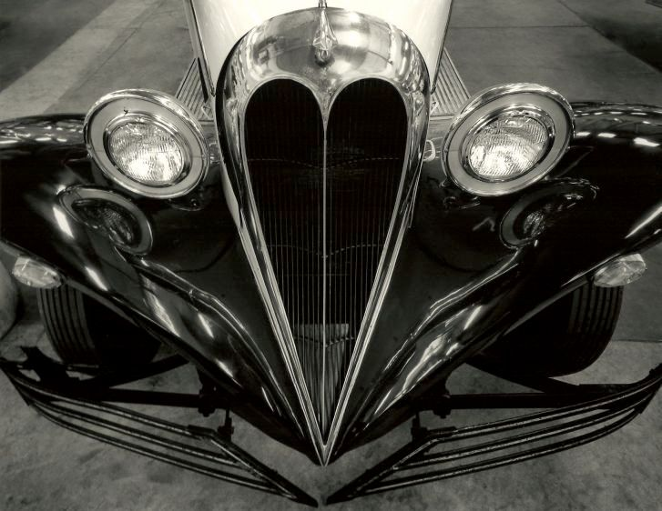 1937 Brewster-Ford