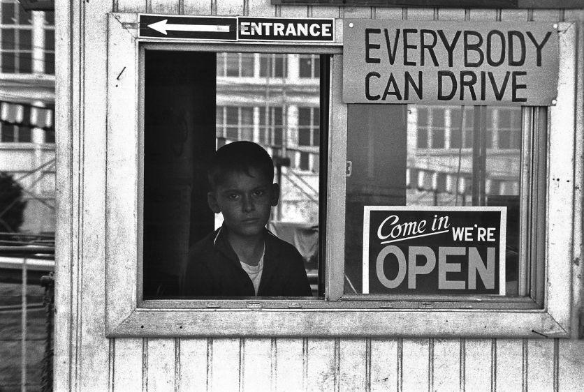 Coney Island, 1966