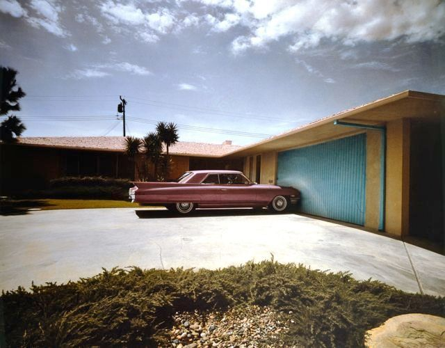1962 Cadillac, Beverly Hills, CA, 1974