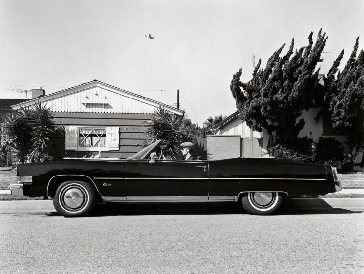1974 Cadillac, Venice, CA, 1985