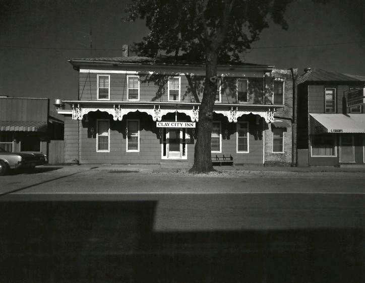 Clay City, Indiana, 1974