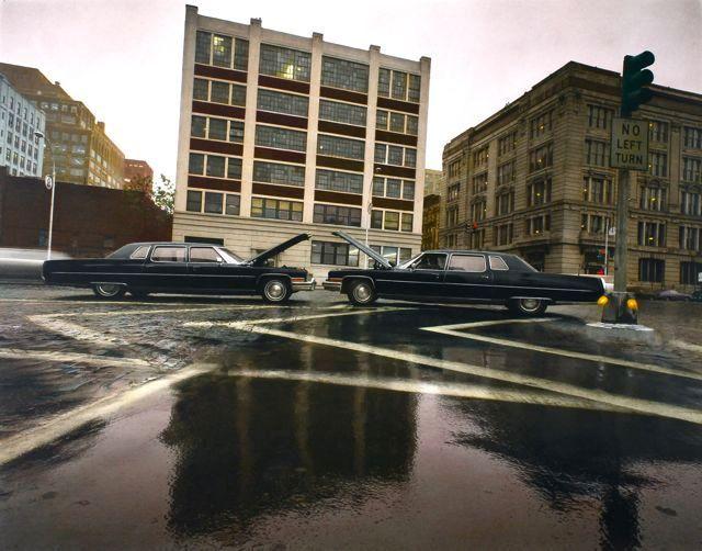 1973 Cadillacs, New York City, 1974