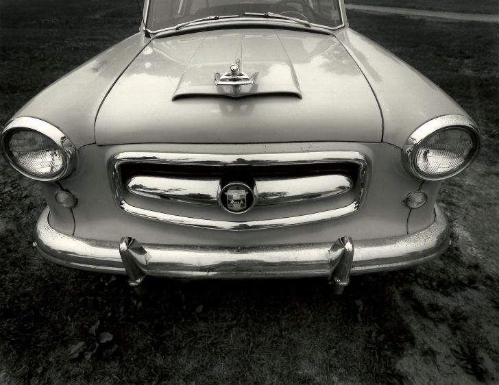 1954 Nash-Healy