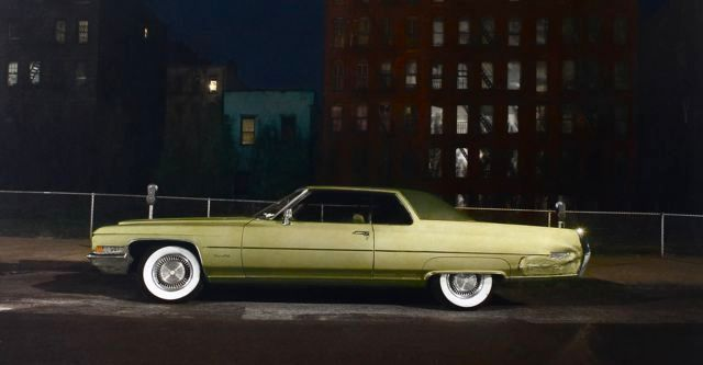 1971 Cadillac, New York, 1971