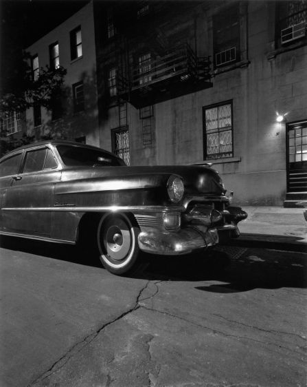 1953 Cadillac, New York City, 1974
