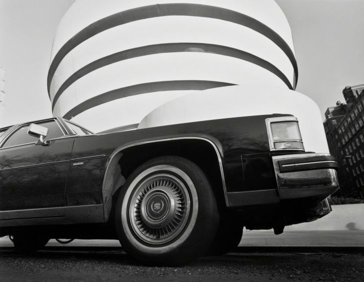 1980 Cadillac, New York City, 1985