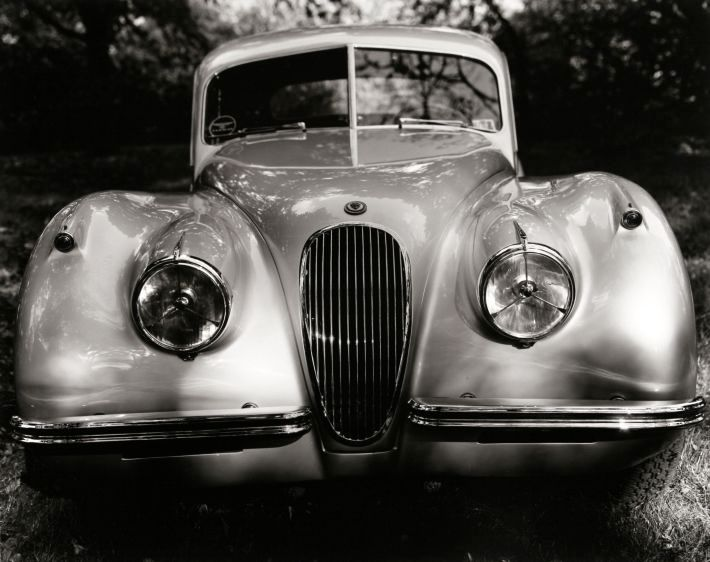 XK-120 fixed head coupe (1951-1954)