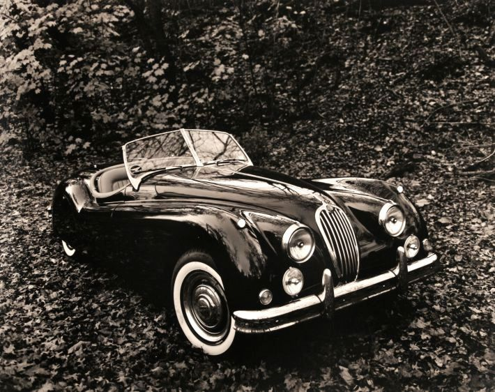 XK-140 open 2 seater (1954-1957)