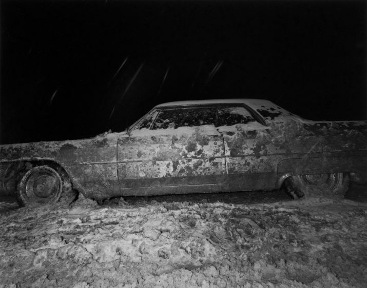 1965 Cadillac, New Paltz, New York, 1973