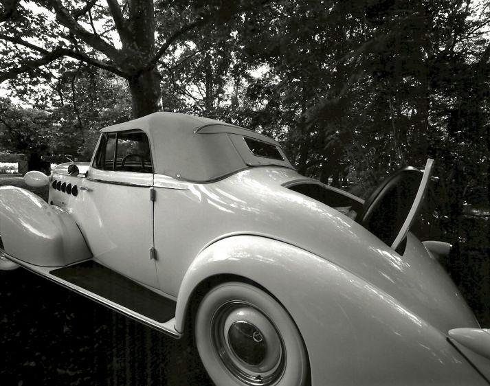 1935 Cadillac La Salle, Atlanta, GA, 1982