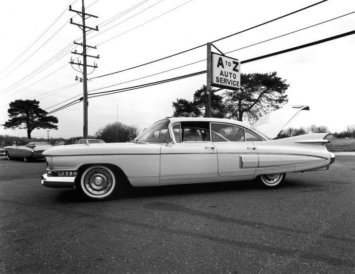 1959 Cadillac, Mansquan, NJ, 1985
