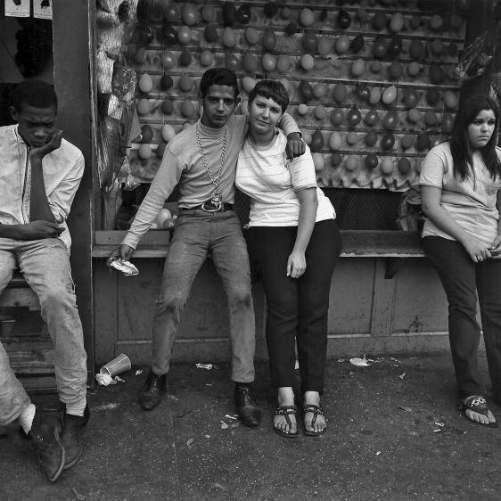 7. Coney Island, 1968