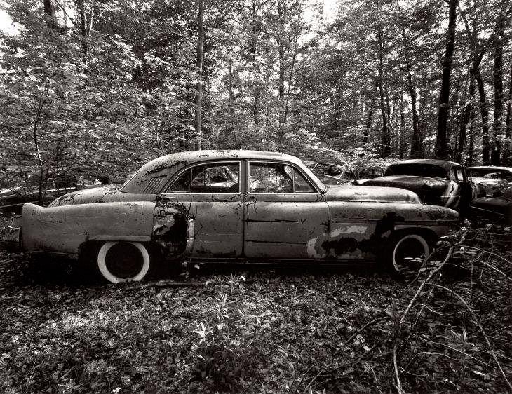1949 Cadillac, Woodstock, NY, 1977